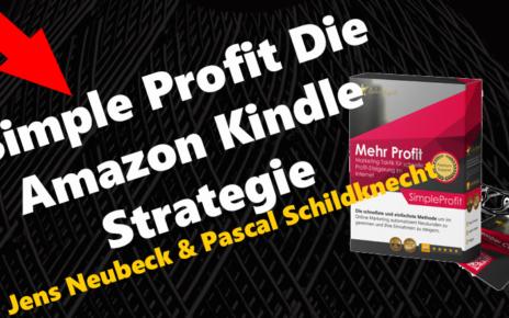 Simple Profit – Die Amazon Kindle Strategie