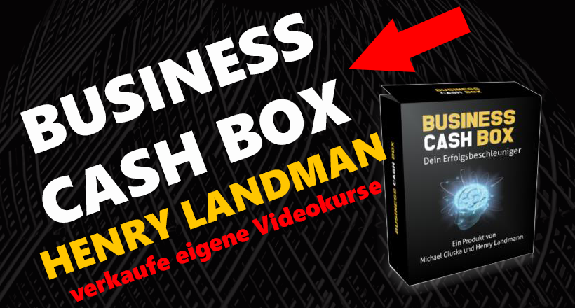 Business Cash Box Erfahrungen