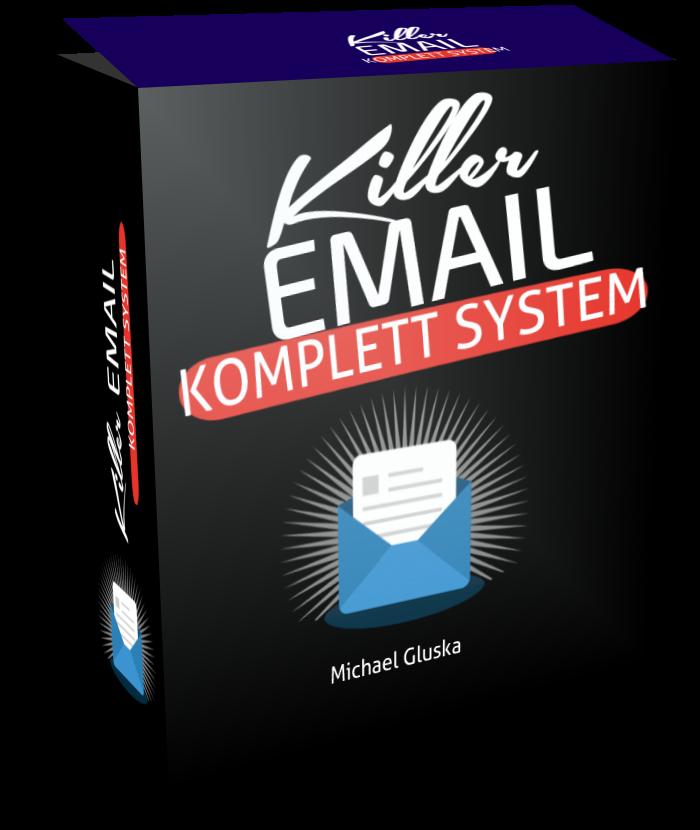 killer email komplett System Test