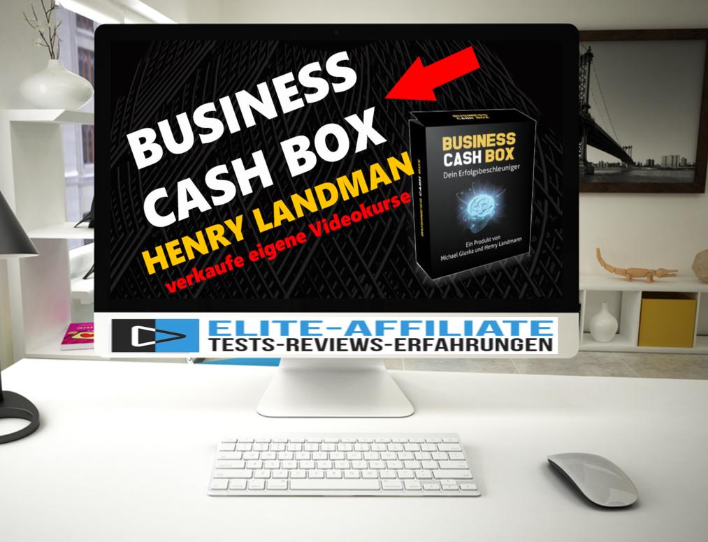 Business Cash Box Erfahrung